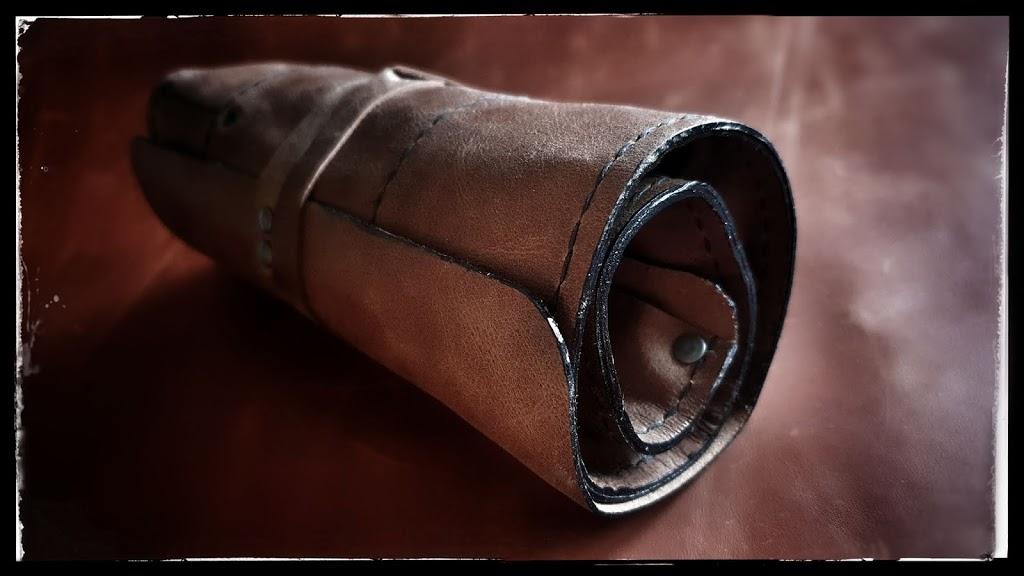 Werkzeugrolle – Tutorial für Anfänger
