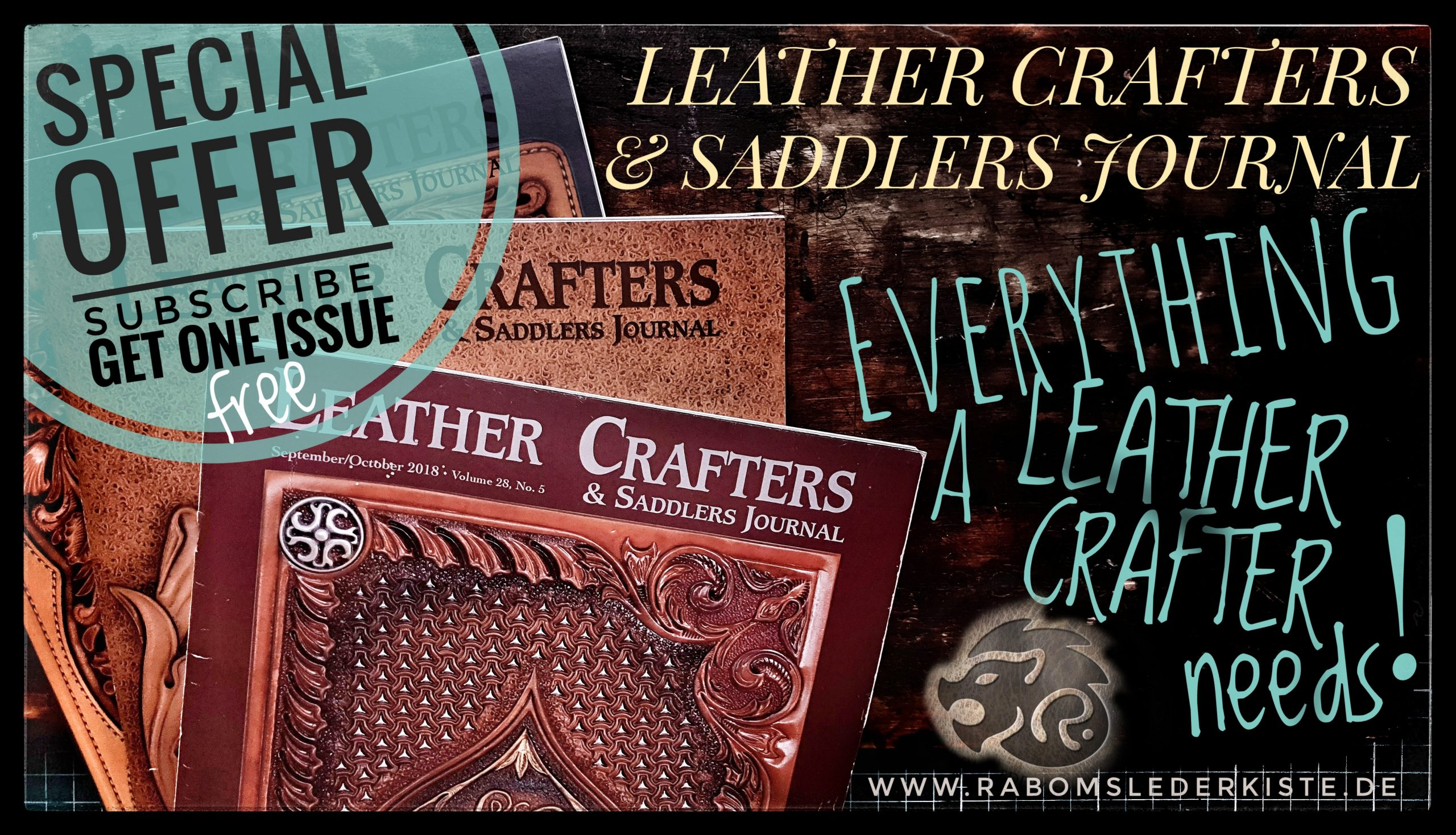 The Leather Crafters & Saddlers Journal – ENG