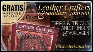 Leather Crafters & Saddlers Journal AKTION