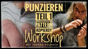 Punzieren Workshop Teil 1